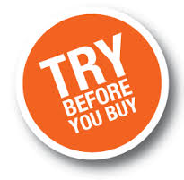 Image result for try before you buy